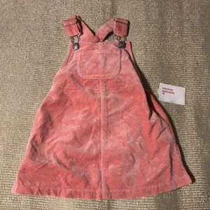🔥NWT🔥 Baby GAP Pink Overalls